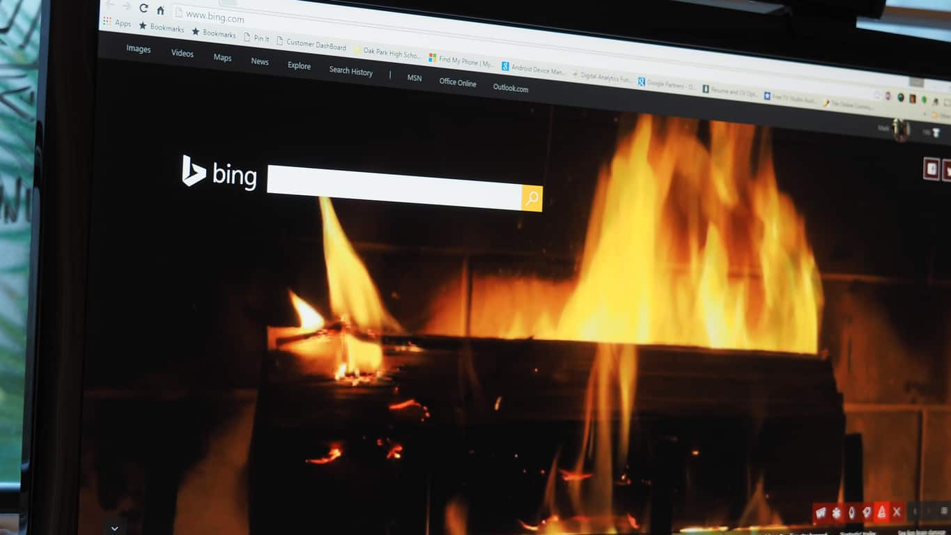 Bing Present Holiday 2015 Featured