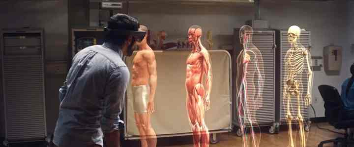 HoloLens Exagerated Field of View