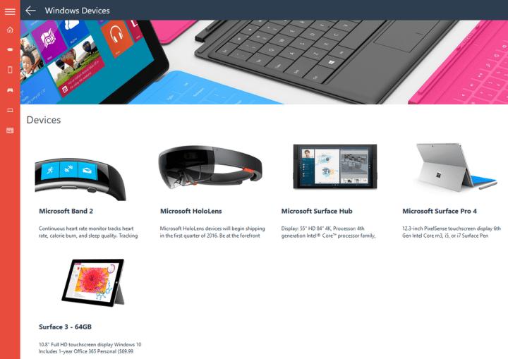 Windows App Studio Beta Update WordPress My Shop Template
