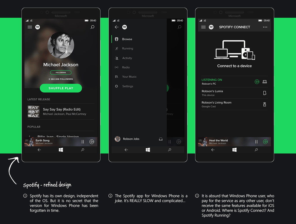 Listen to your favorite gaming music on Windows 10 with the Spotify