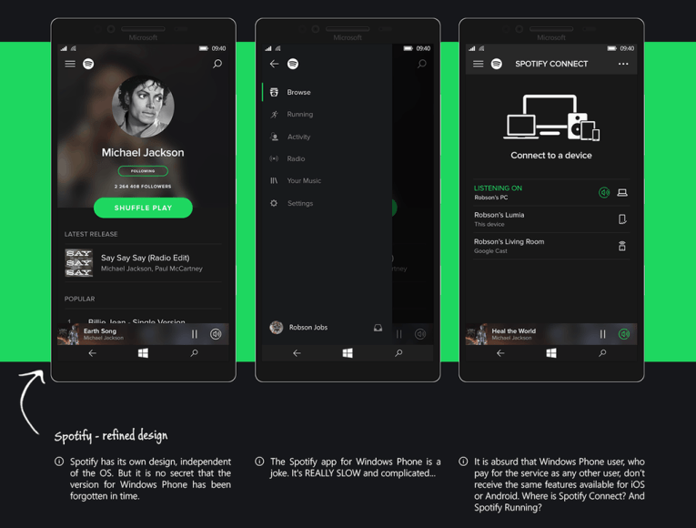 Spotify still isn't coming to Xbox One anytime soon OnMSFT com