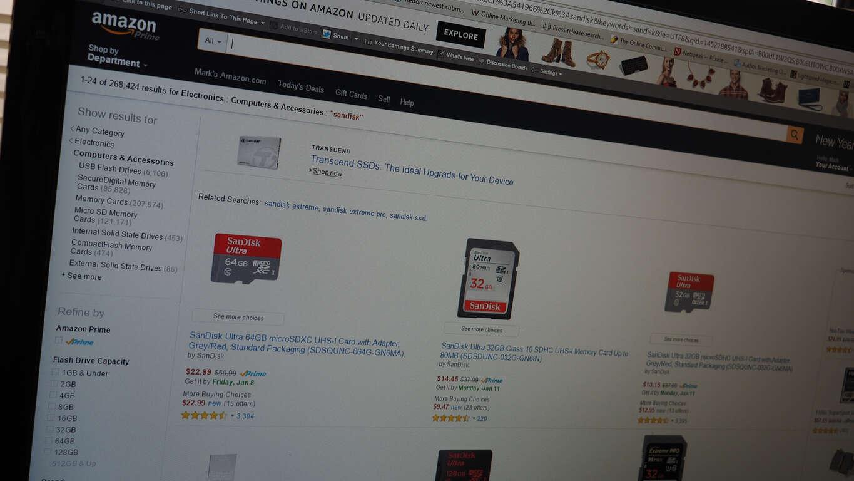 Amazon SanDisk Deal Featured
