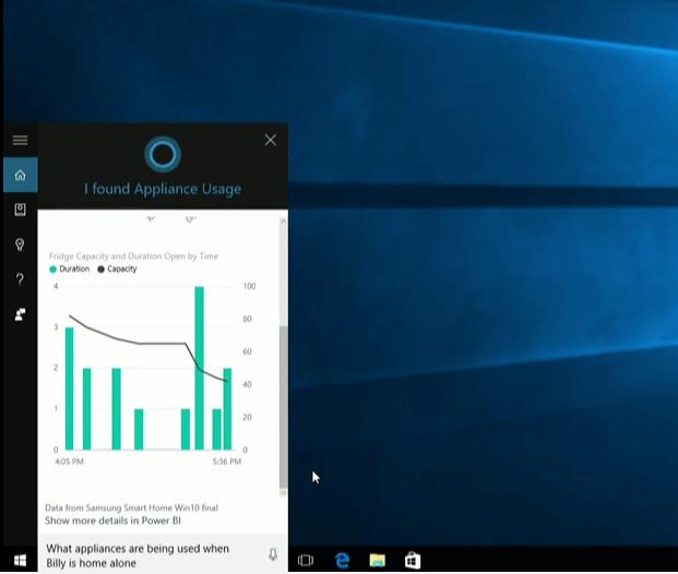 Microsoft Samsung CES