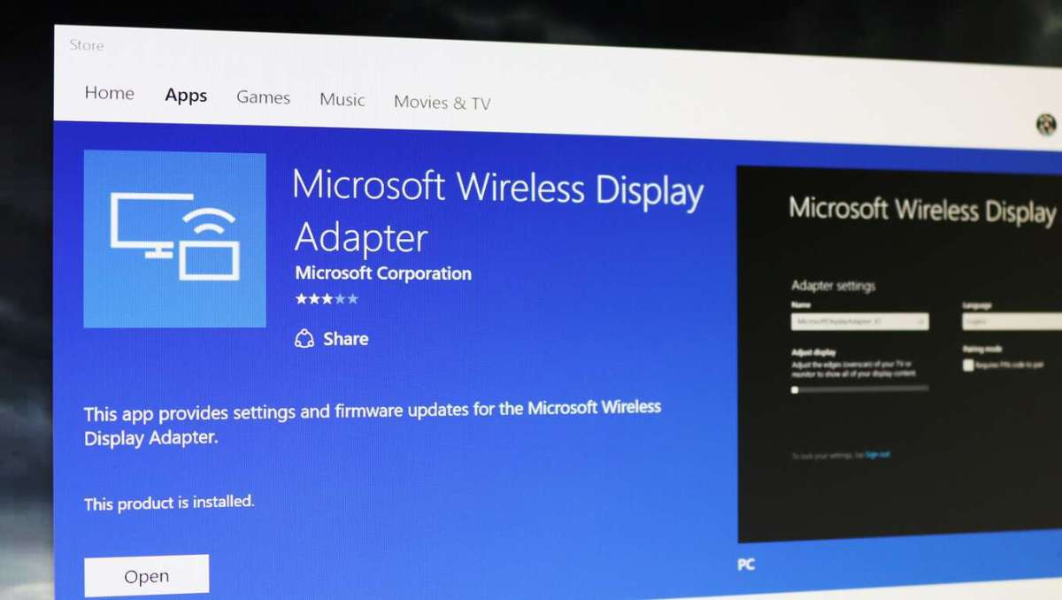 How to connect to a wireless display in Windows 10 OnMSFT com