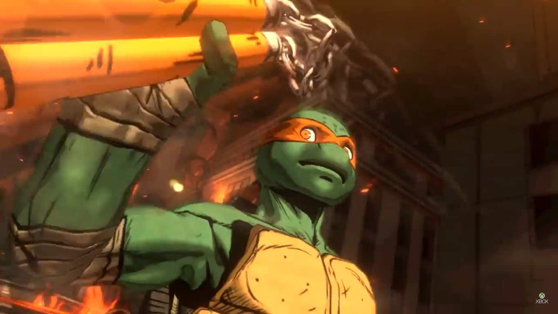Teenage Mutant Ninja Turtles: Mutants in Manhattan on Xbox One