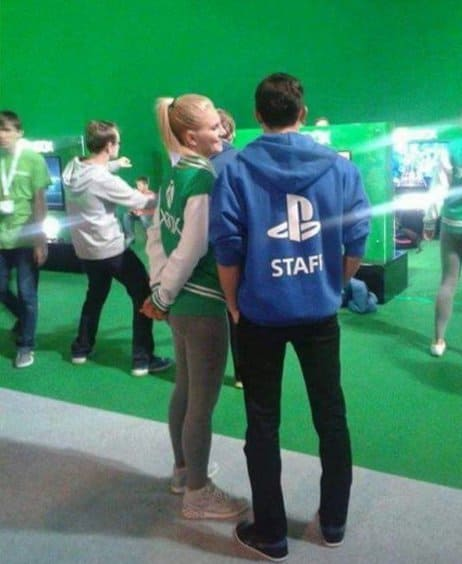 Xbox One and PS4 Romance