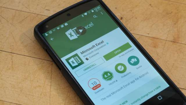 Microsoft adds a favorite Excel feature, Autofill, to Android Office