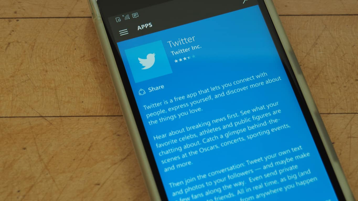 Twitter Windows Phones Featured