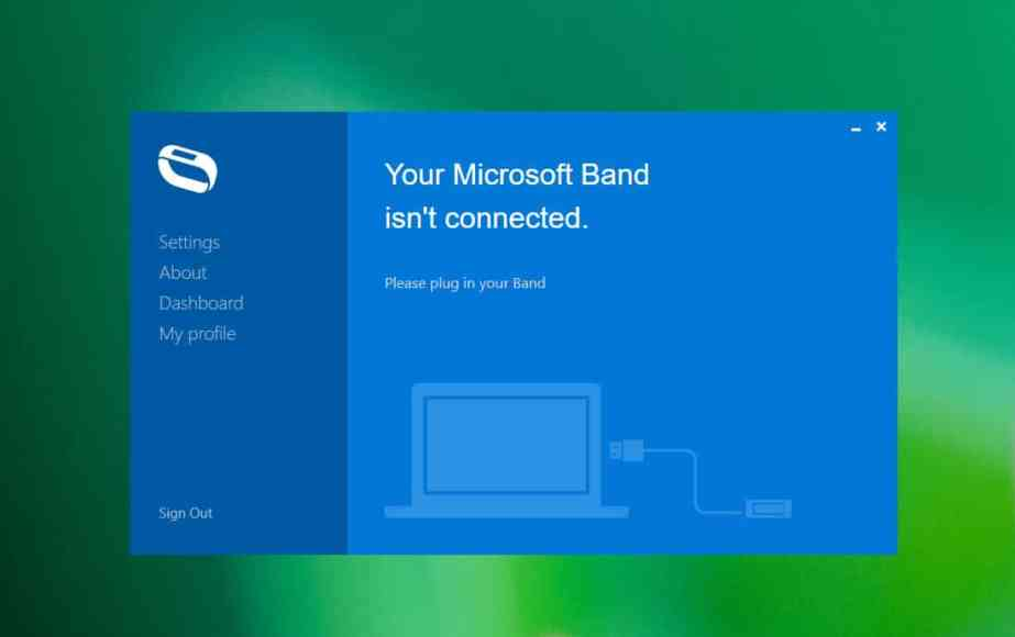 Microsoft Band owners: grab the updated Band Sync app for