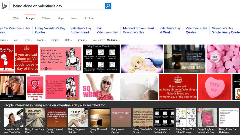 Bing Valentine's Day