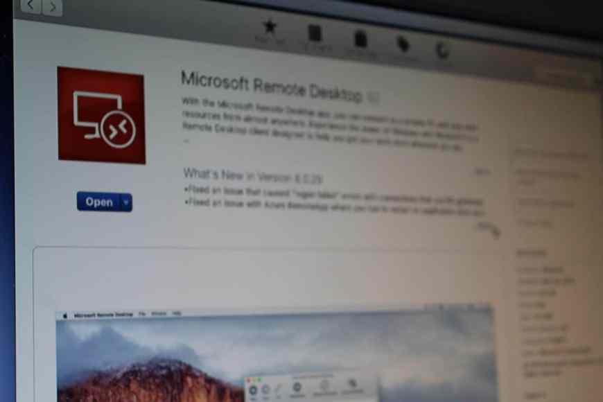 windows 8.1 with bing remote desktop