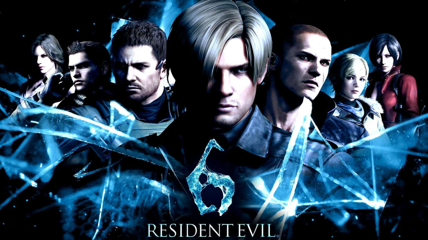 Resident Evil 6 on Xbox One