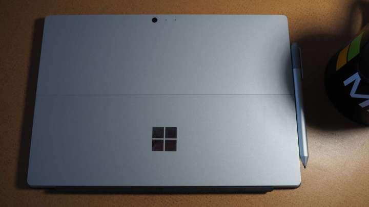 Surface Pro 4 Back
