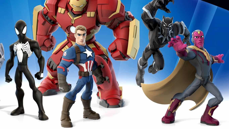 Disney Infinity 3.0 Marvel Battlegrounds on Xbox One