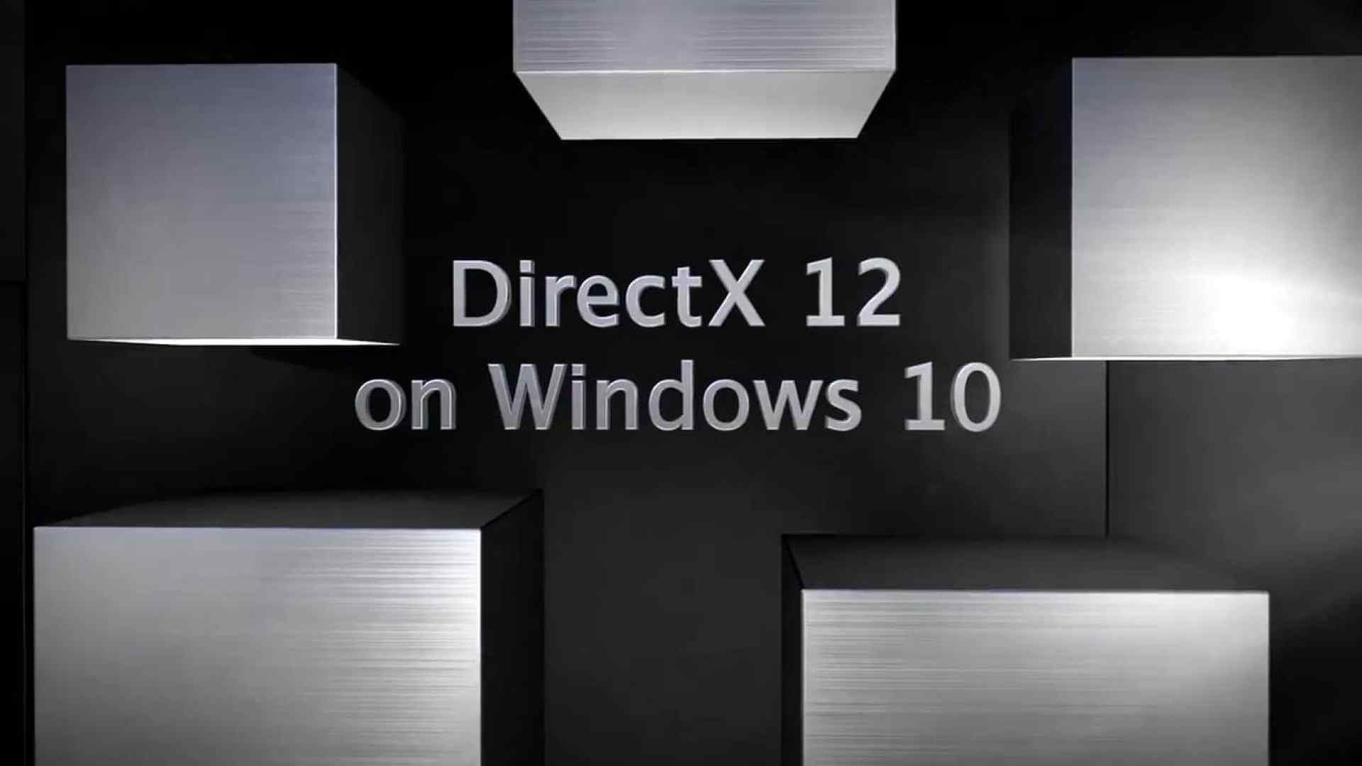 DirectX 12 on Windows 10