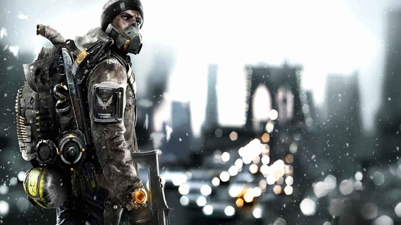 Ubisoft's The Division on Xbox One
