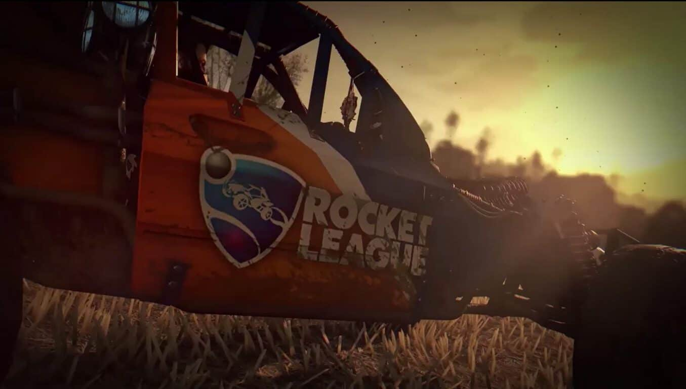 rocket league on dying light
