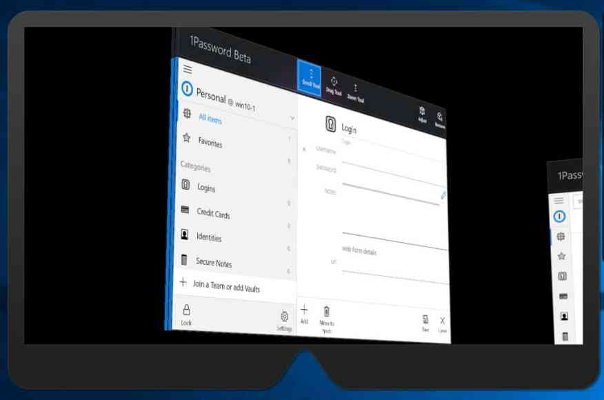 HoloLens to get password manager support with 1Password