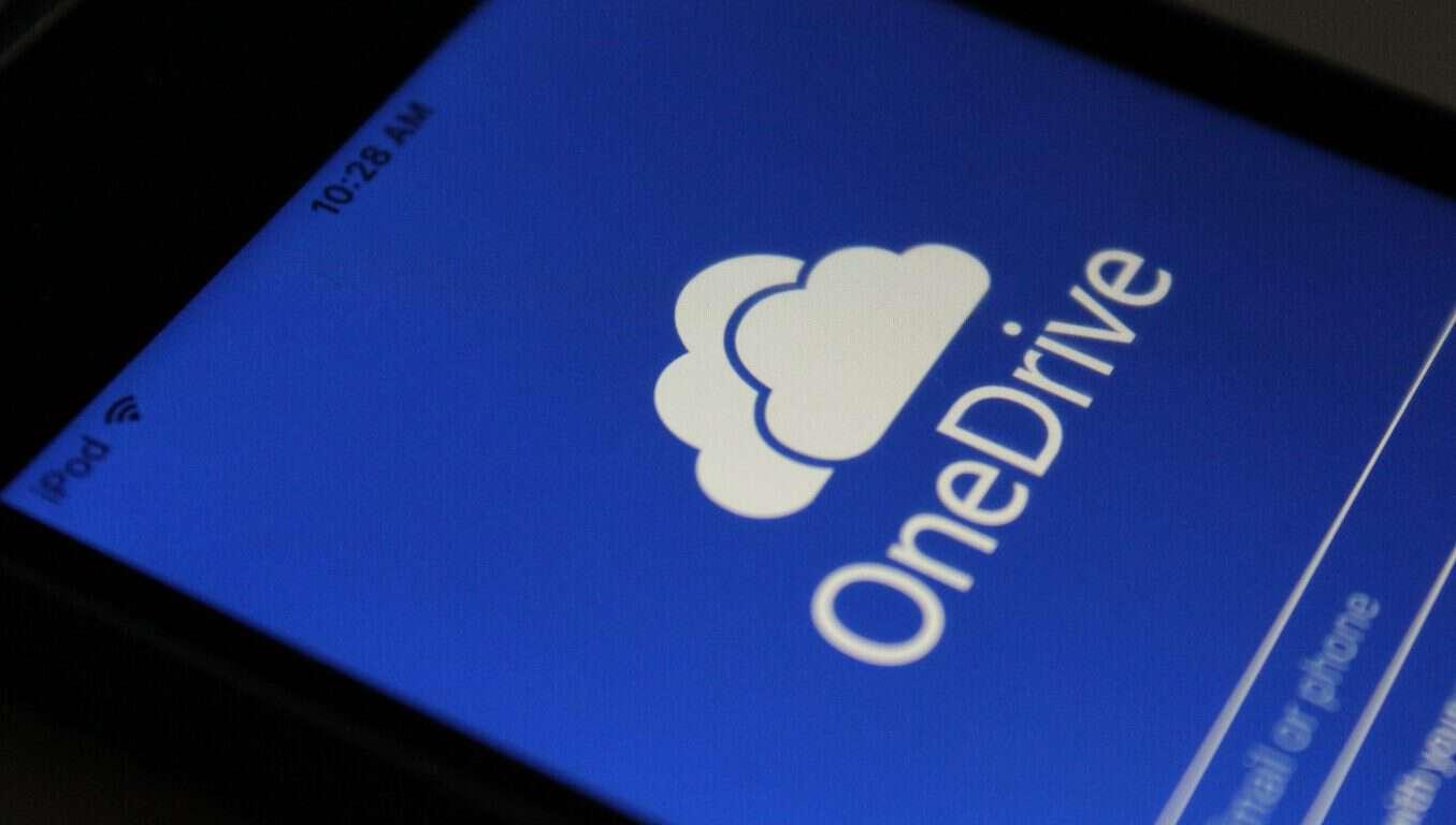 OneDrive iOS