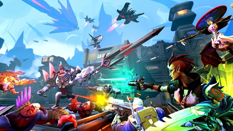 Battleborn on Xbox One
