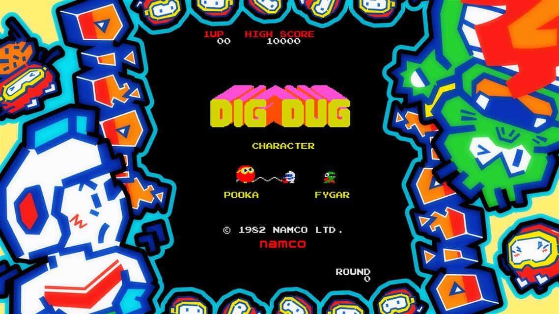 Dig Dug on Xbox One