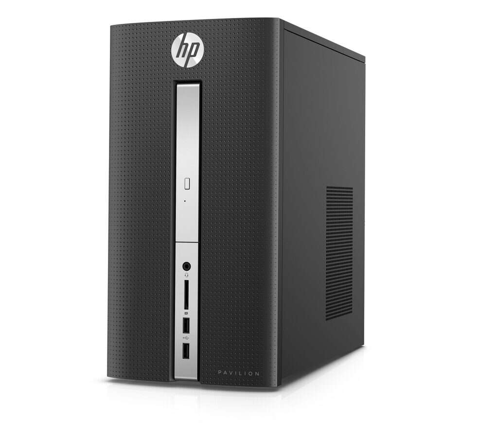 The HP Pavilion Desktop