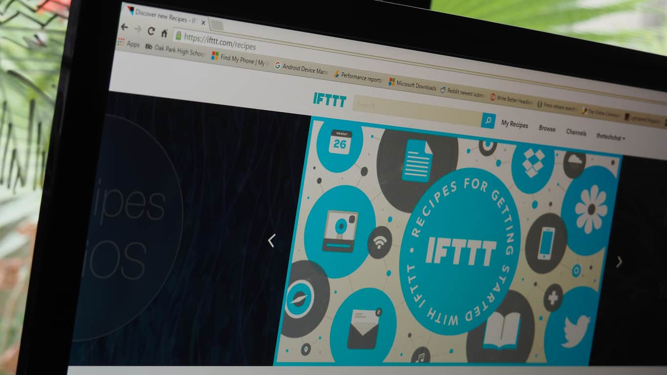 IFTTT Post Featured