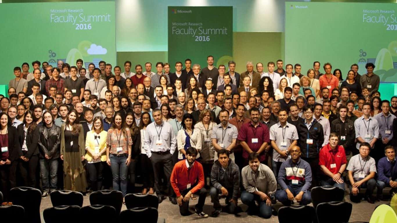 Microsoft Research Latin America Faculty Summit