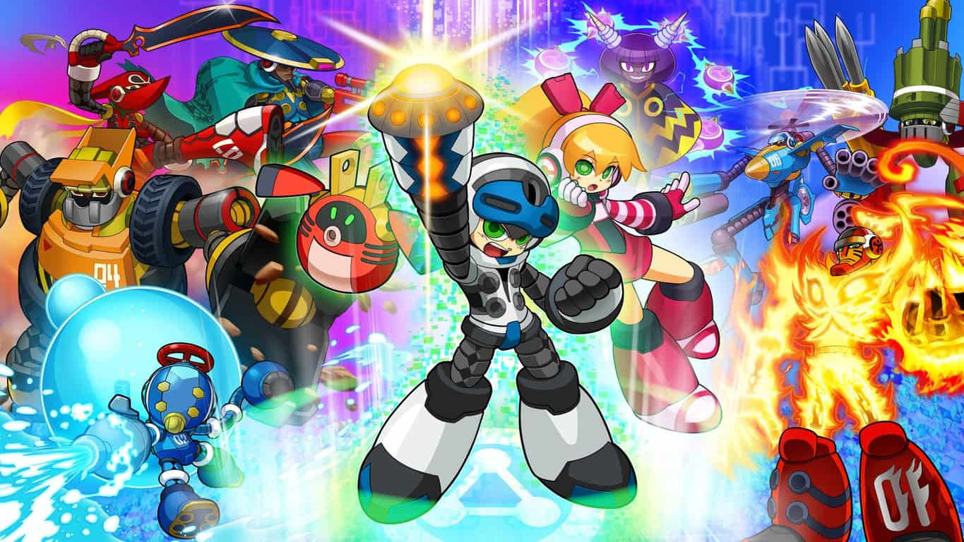 Mighty No.9 on Xbox One