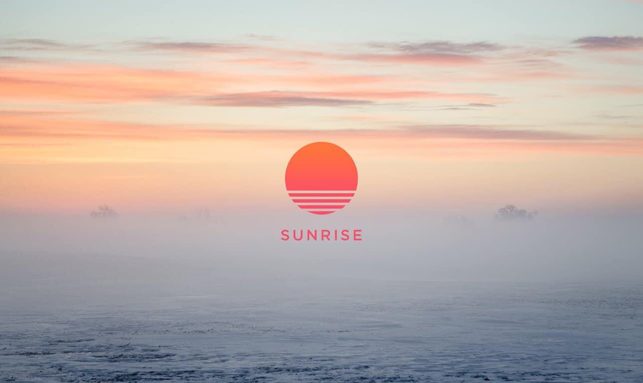 Sunrise, Calendar