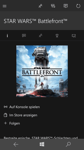 Xbox Beta before update.