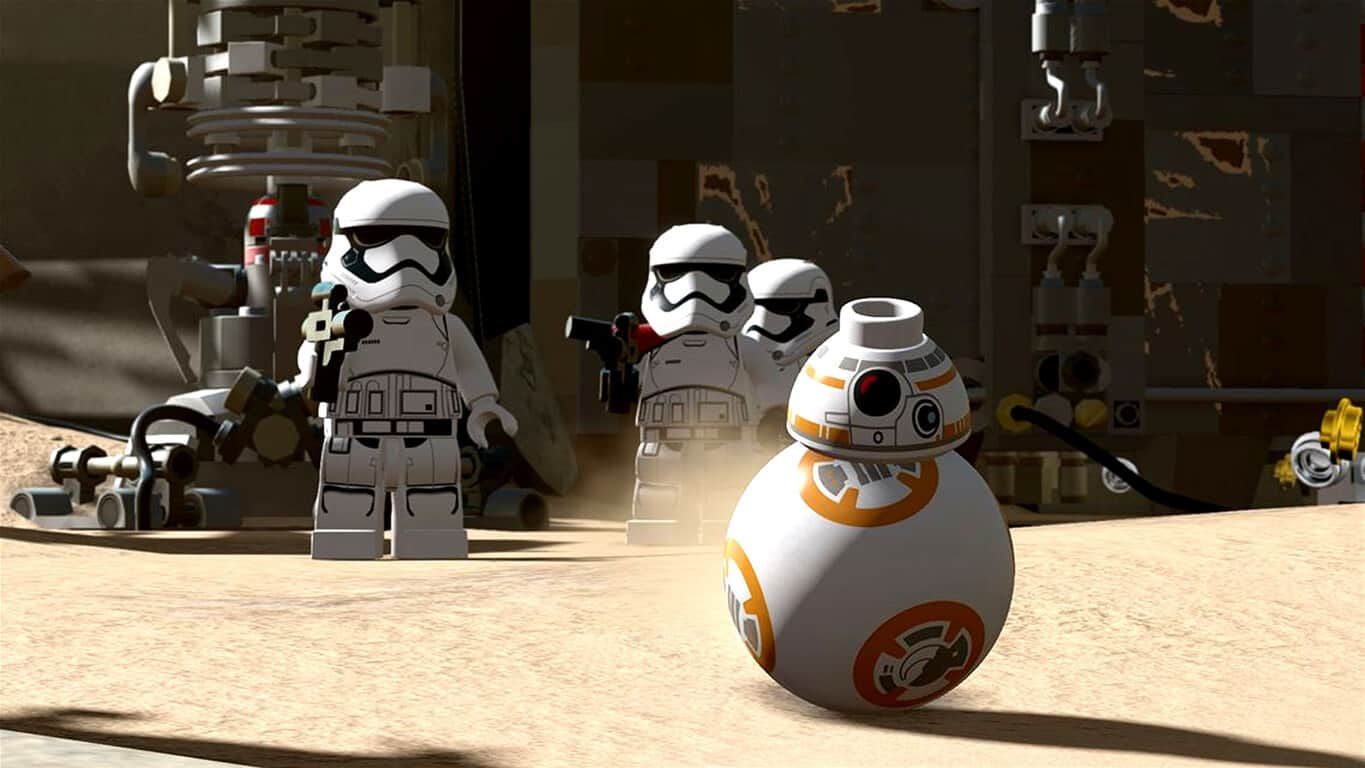 LEGO Star Wars: The Force Awakens on Xbox One