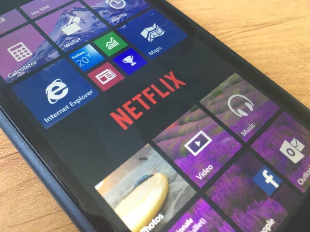 Netflix app for mobile pulled from Windows Store, desktop