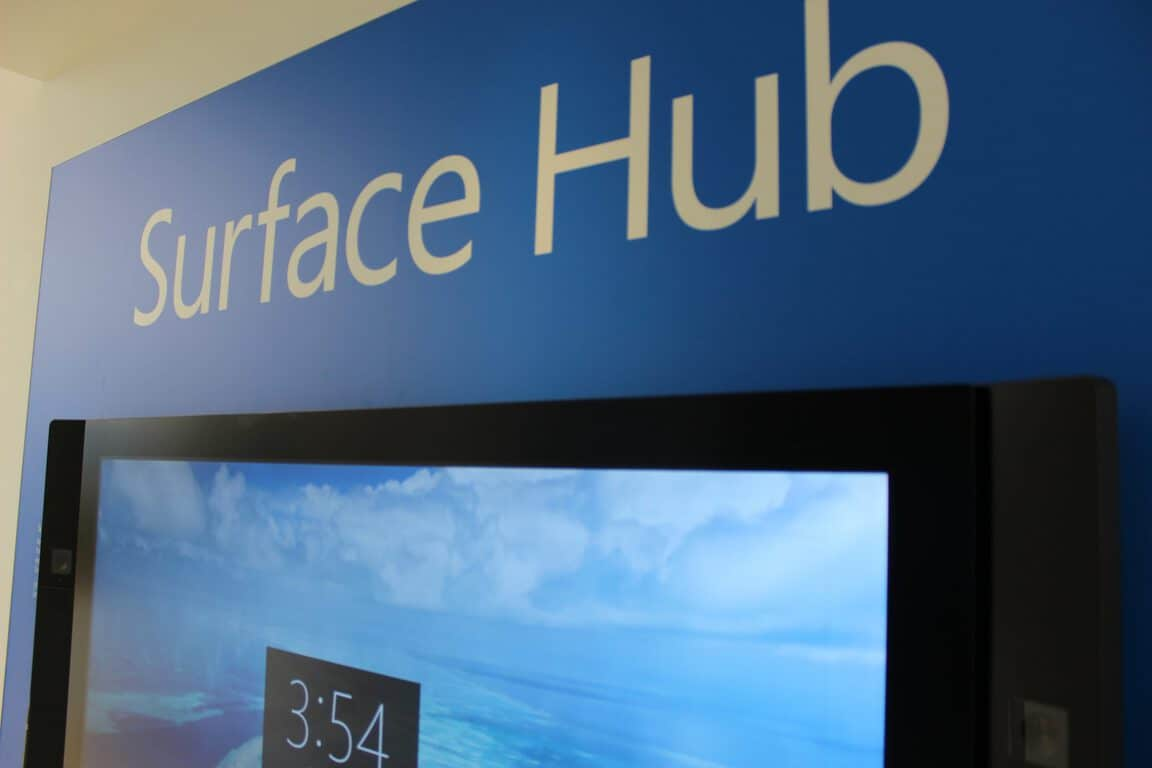 Surface Hub Featured