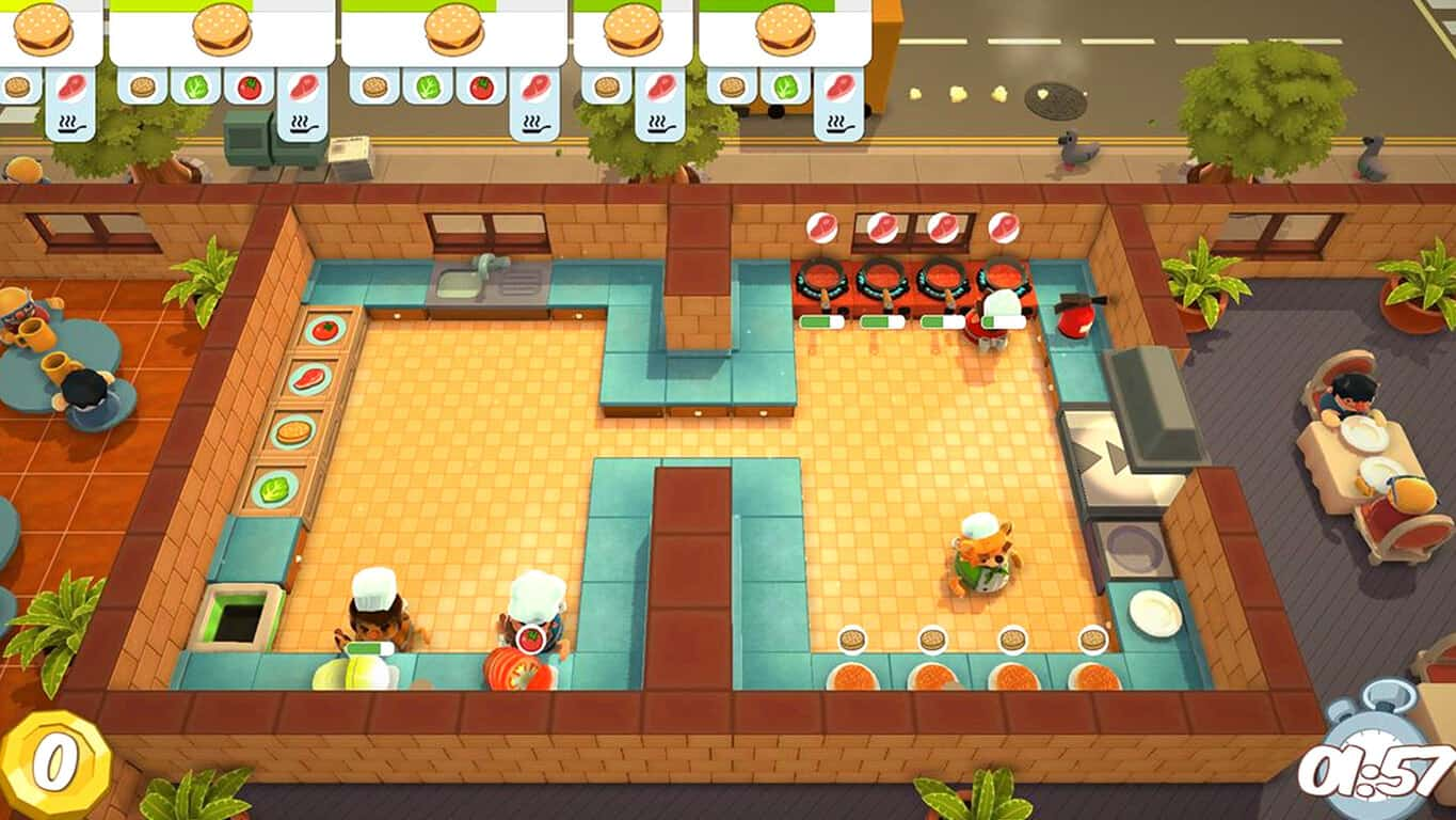 Overcooked on Xbox One