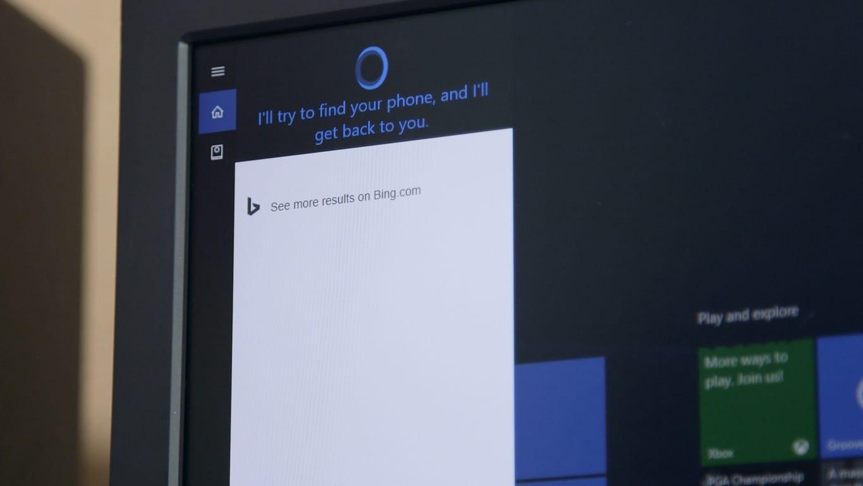 Cortana's (non-Skype) text messaging capabilities have been