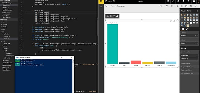 Microsoft brings the custom visual developer tool for Power BI out