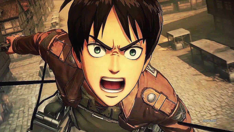 Attack on Titan on Xbox One