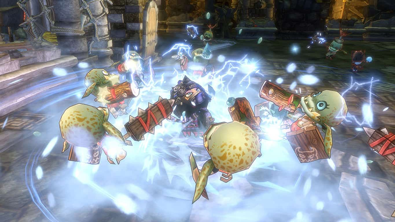 Happy Dungeons on Xbox One