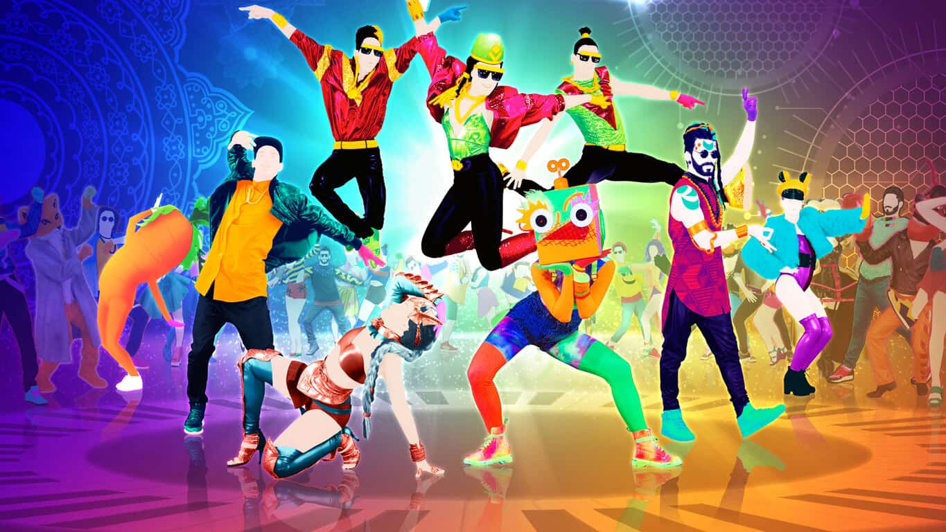 Just Dance 2017 on Xbox One