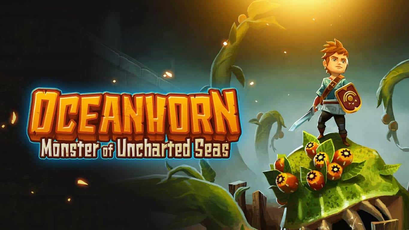 Oceanhorn: Monster Of Uncharted Seas on Xbox One