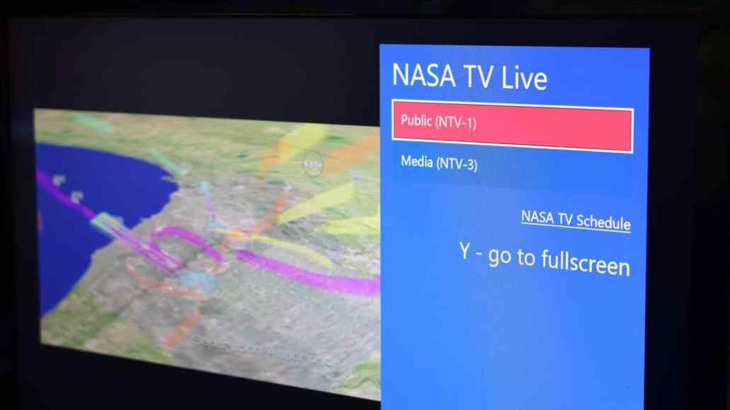 nasa tv schedule - 1031×580