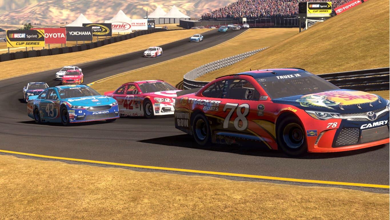 NASCAR Heat Evolution on Xbox One