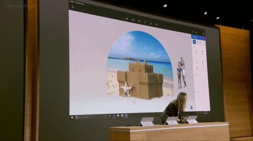 Microsoft Paint 3D with Remix 3D