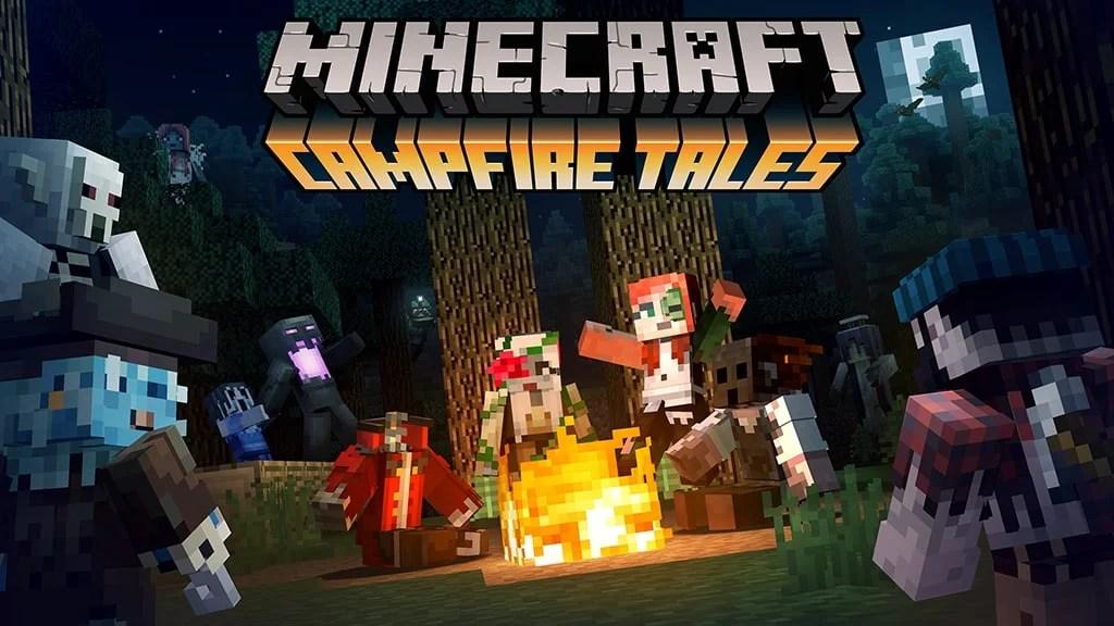 Minecraft For Windows And Minecraft Pocket Edition Get Campfire - Skins para minecraft pe ultima version