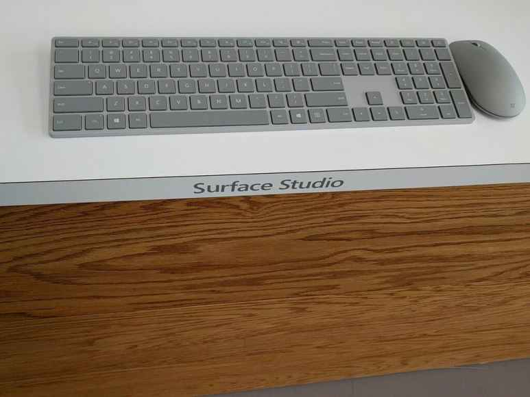 Surface Studio Keyboard and Mouse