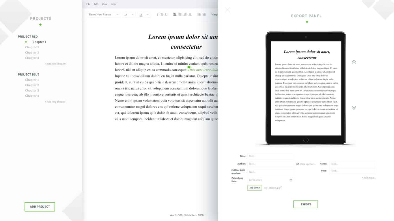 Winkle Windows 10 app aims to make ebook publishing easier