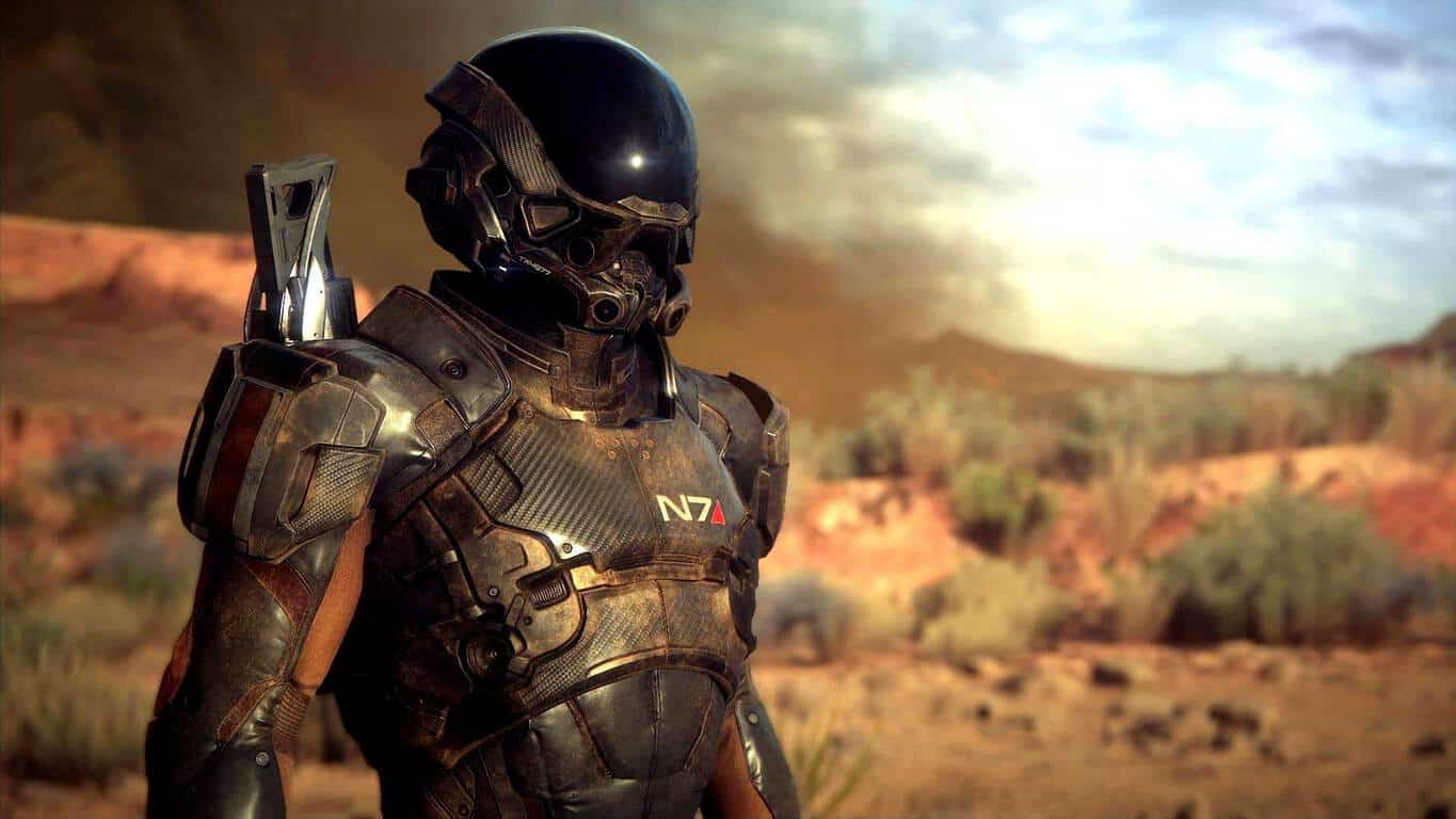 Mass Effect: Andromeda on Xbox One