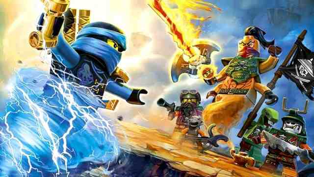 lego just launched a free ninjago windows 10 video game onmsft