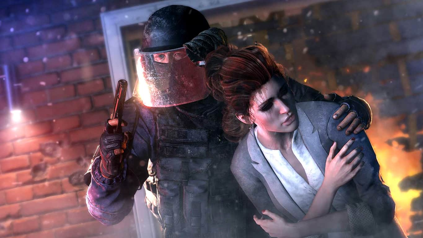 Xbox One gamers can play Rainbow Six Siege for free this